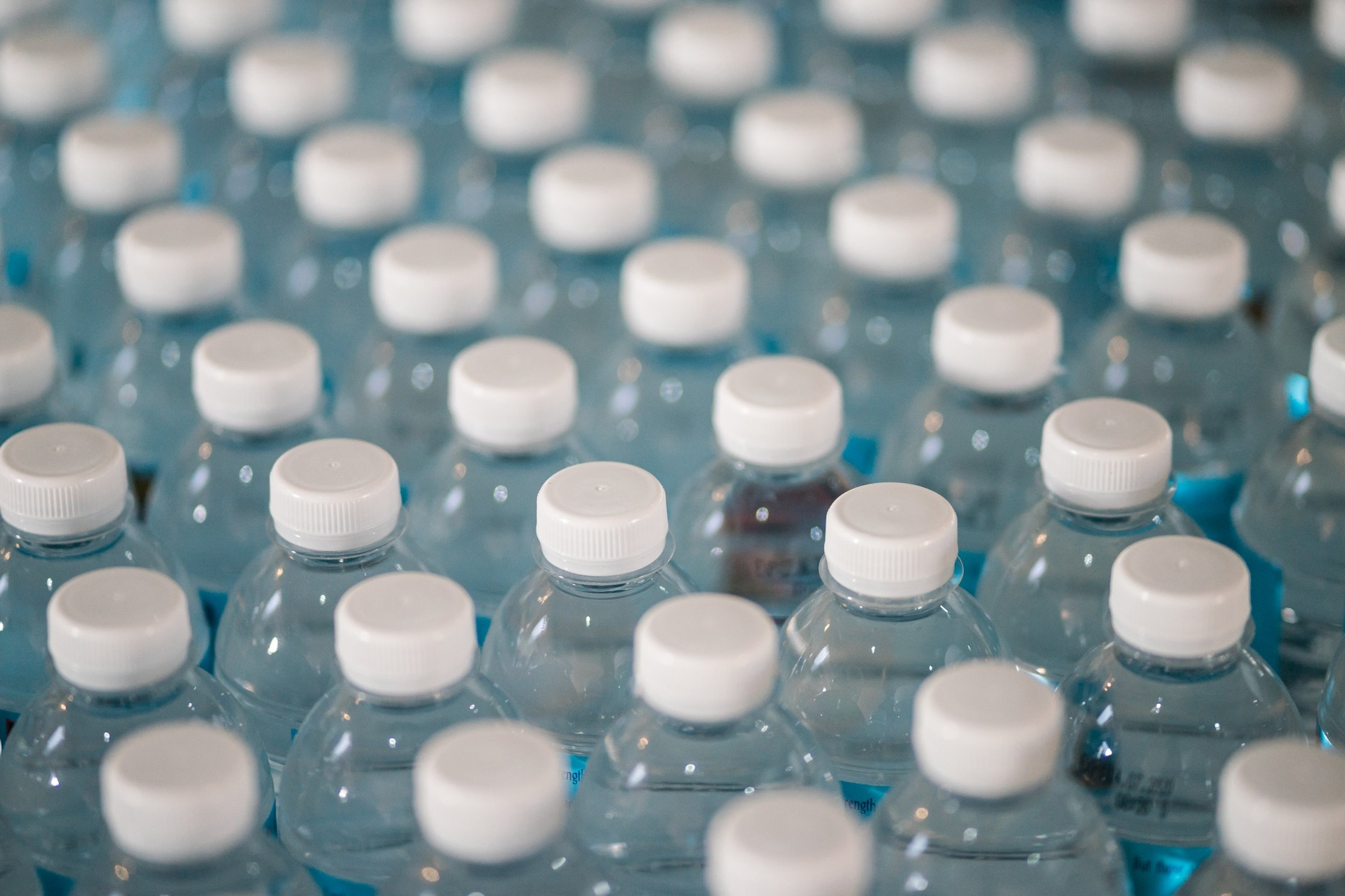 38 million plastic bottles go to landfill each year in America alone.